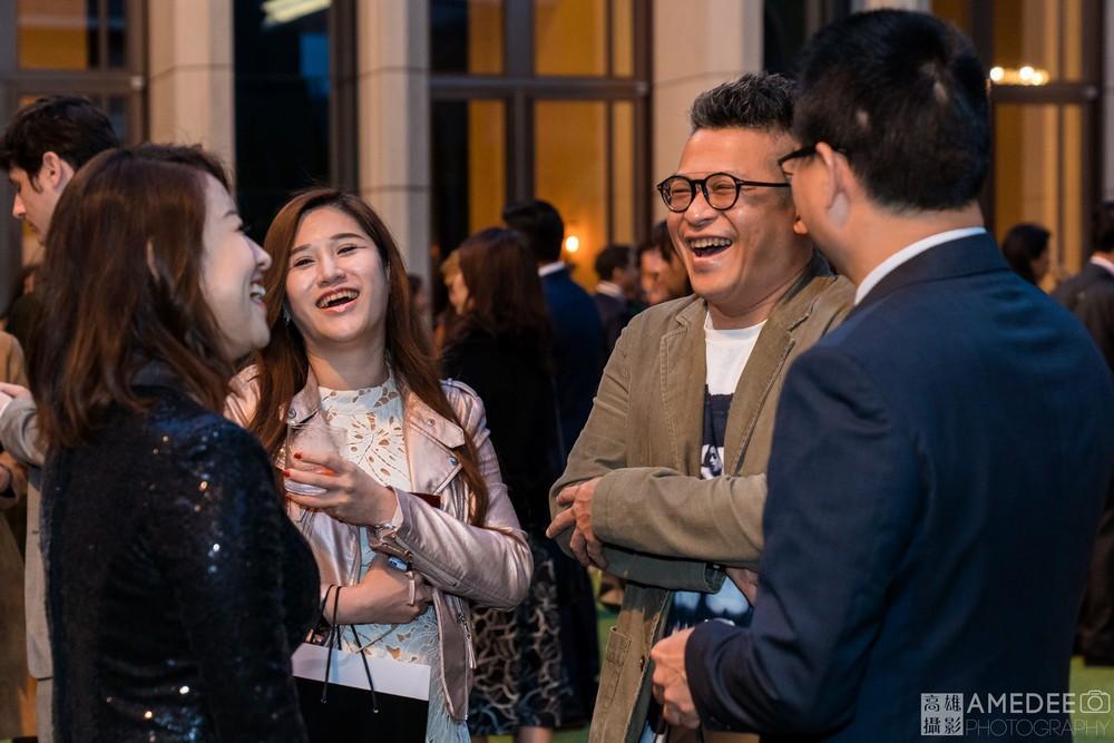 明暘國際在萬豪酒店春酒晚宴活動攝影
