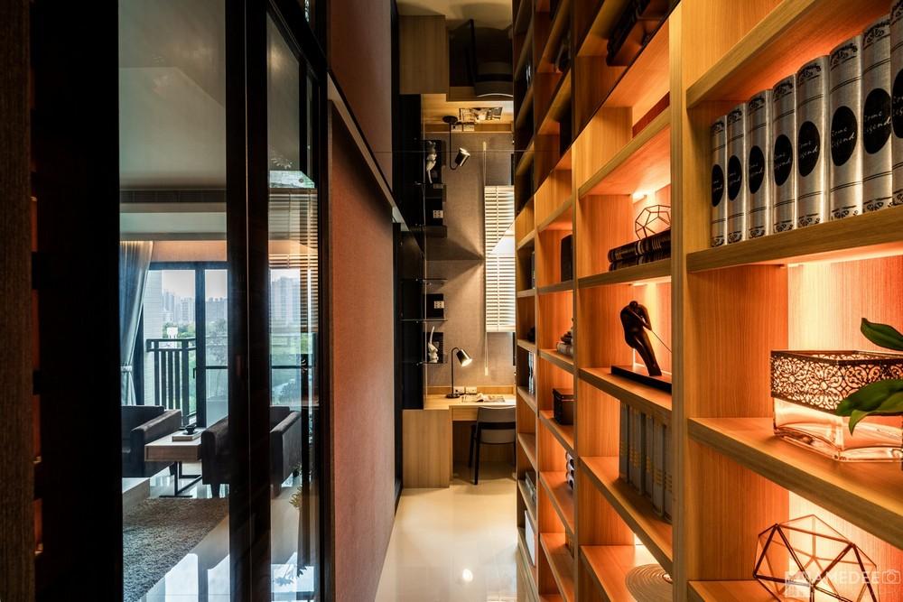 美力樣室內設計芳崗澄品樣品屋空間攝影