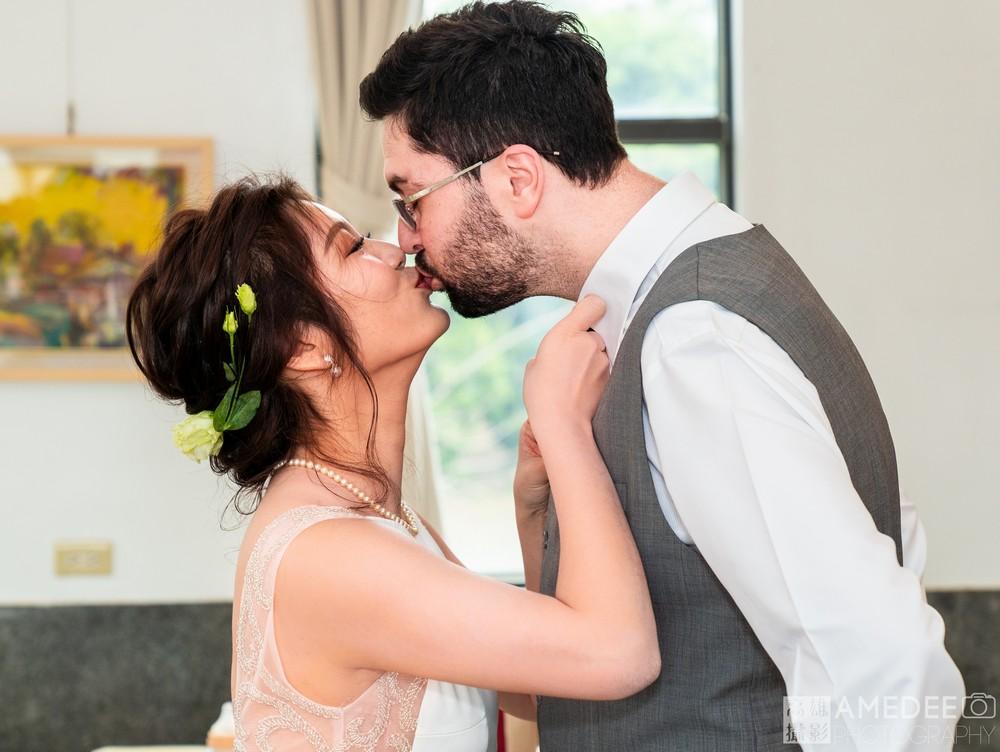 Liam&Miso's微笑虎山婚禮攝影