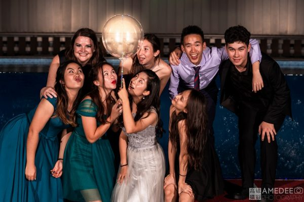 高雄馬禮遜美國學校在H2O畢業舞會活動攝影