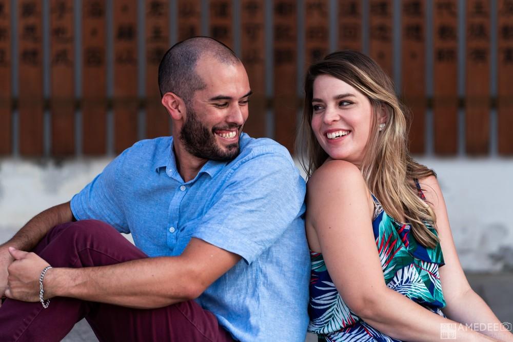 Patrick&Brittney在蓮池潭的情侶人像攝影