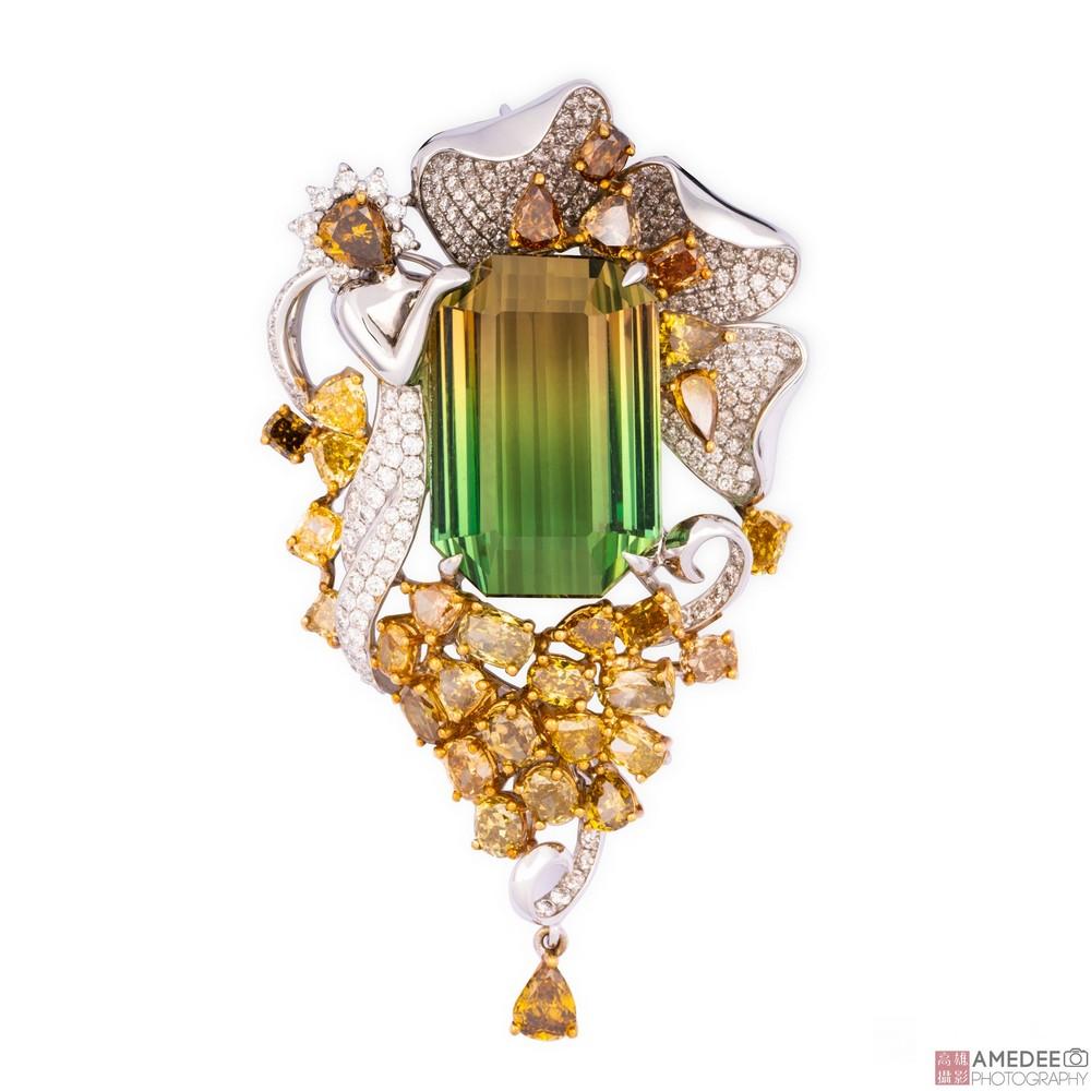 予揚珠寶有限公司珠寶鑽石商品攝影