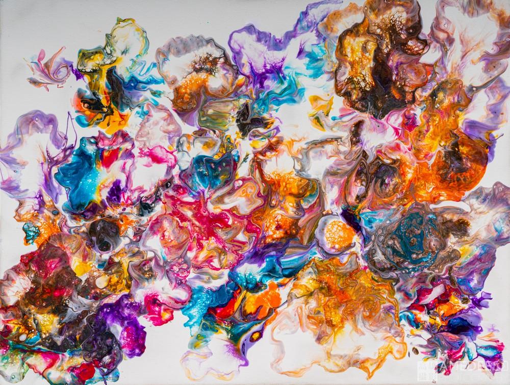 Jess Frost藝術品油畫商品攝影