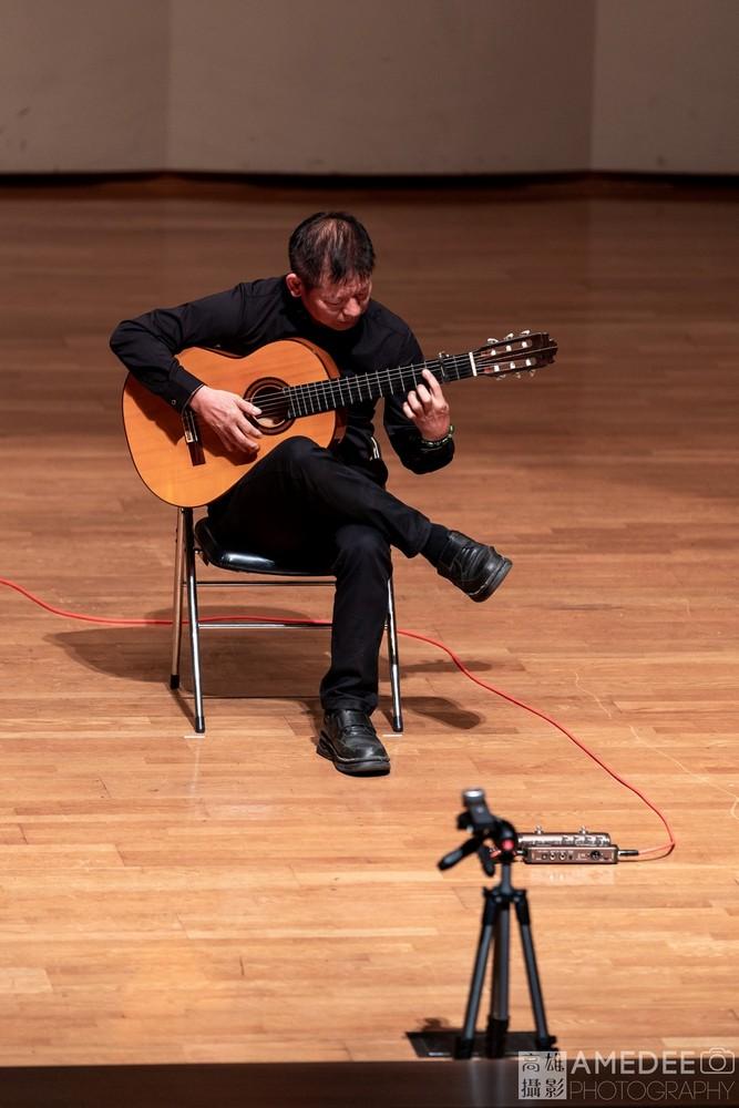 韋德吉他音樂會活動攝影