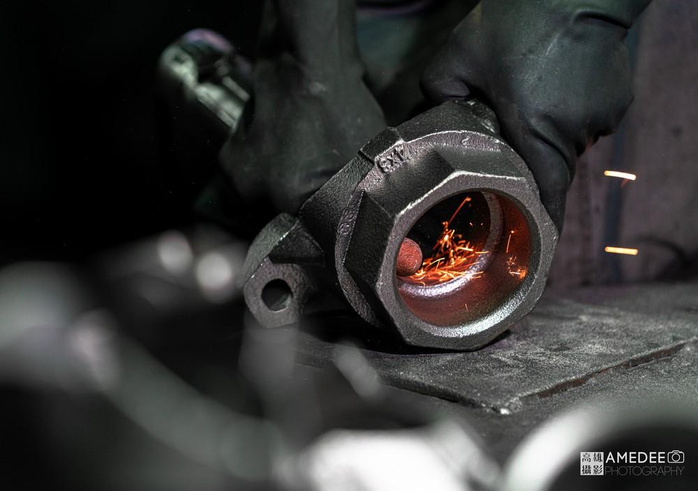 臺豪鋼鐵工廠商業攝影