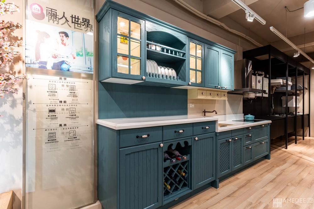 櫻花廚藝生活館博愛店空間攝影