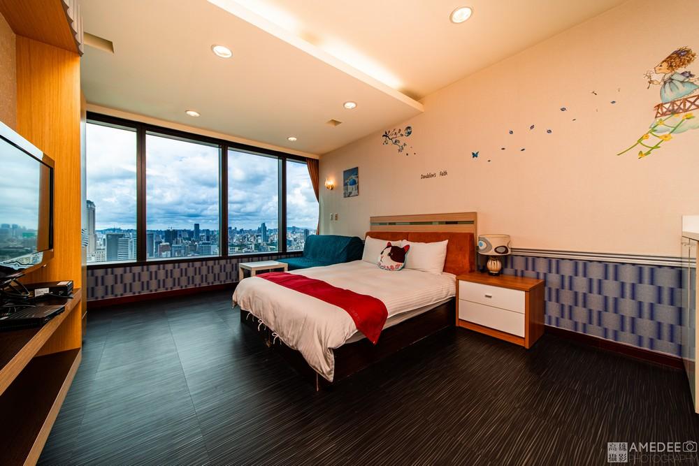 85大樓旅足行館民宿空間攝影