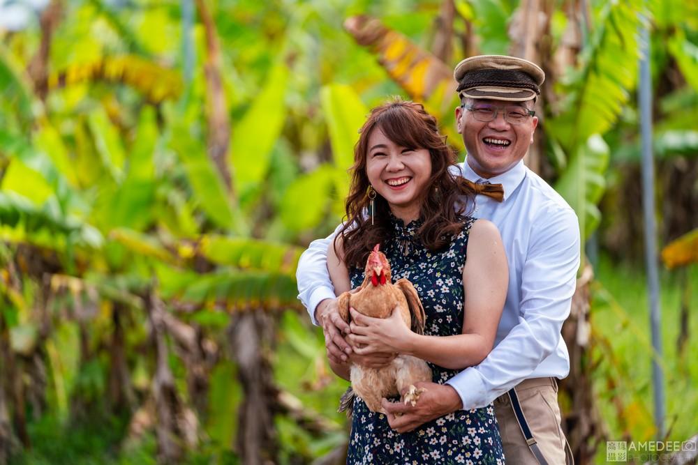Frank & Blair農場婚紗攝影