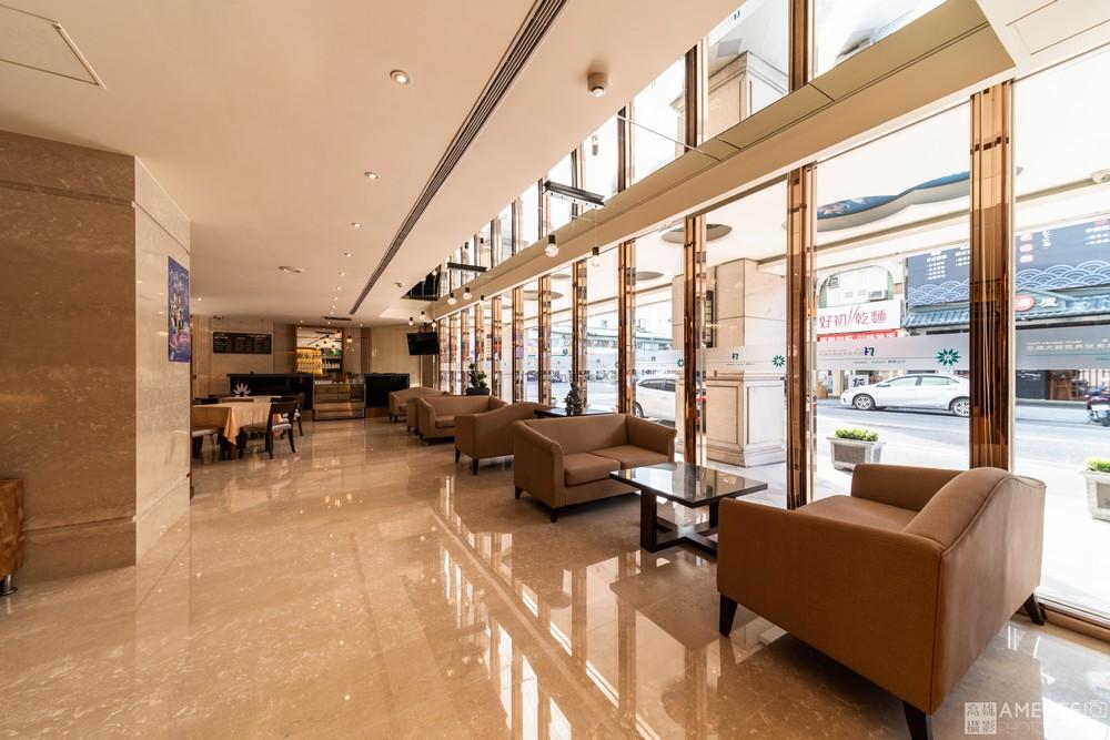 鮪魚家族飯店台東館空間攝影