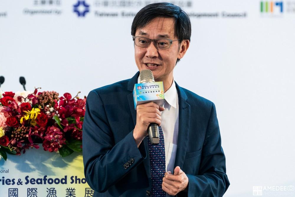 台灣智慧農業週開幕典禮來賓致詞活動紀錄