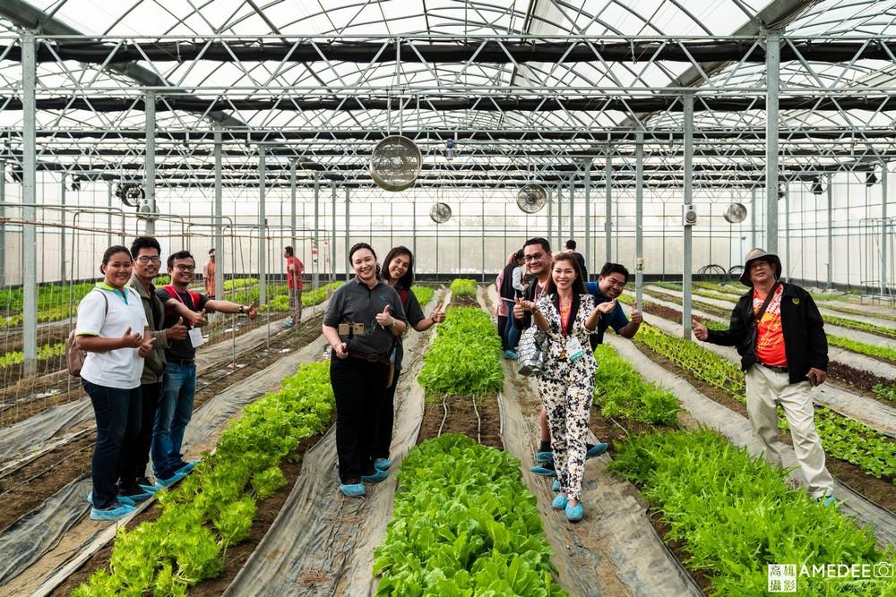 智慧農業週訪廠行程活動紀錄