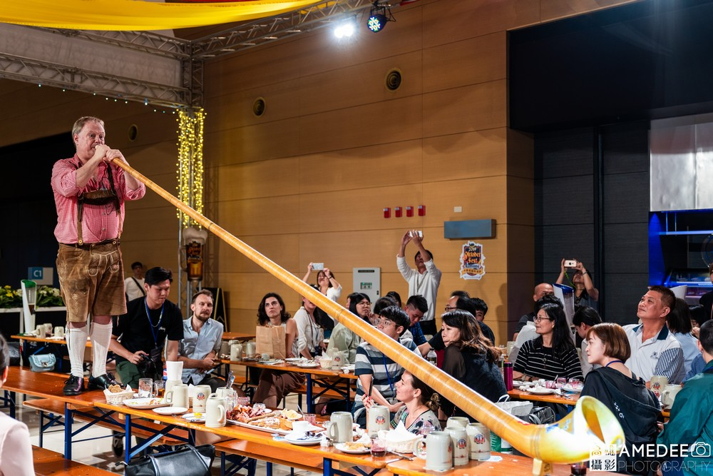 高雄展覽館德國啤酒節晚宴活動照