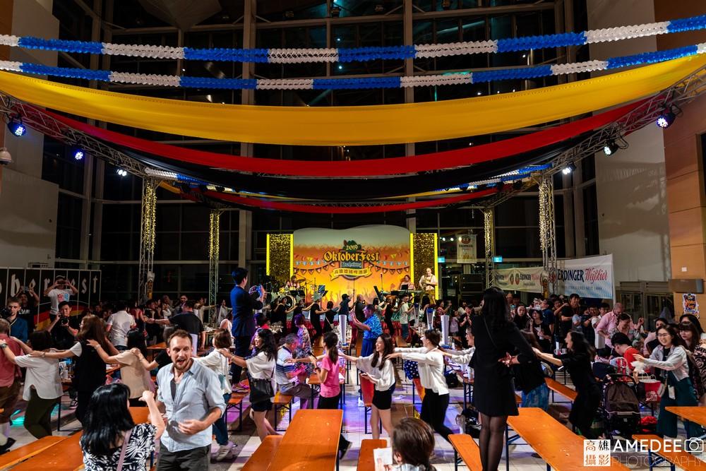 高雄展覽館德國啤酒節晚宴