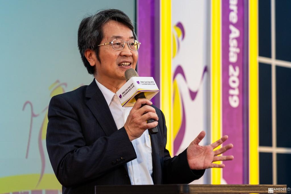 亞洲樂齡智慧生活展開幕典禮致詞來賓