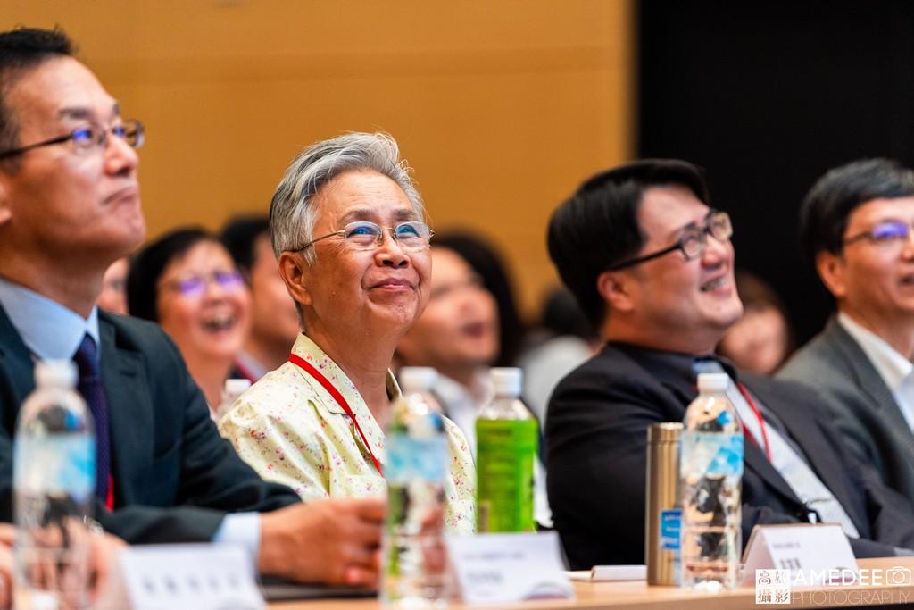 亞洲樂齡智慧生活展無齡論壇宏碁創辦人施振榮夫人