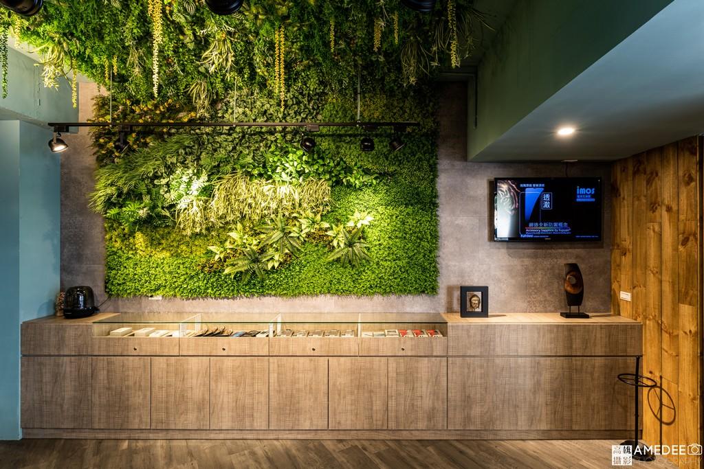 膜斯密碼高雄店室內形象空間攝影
