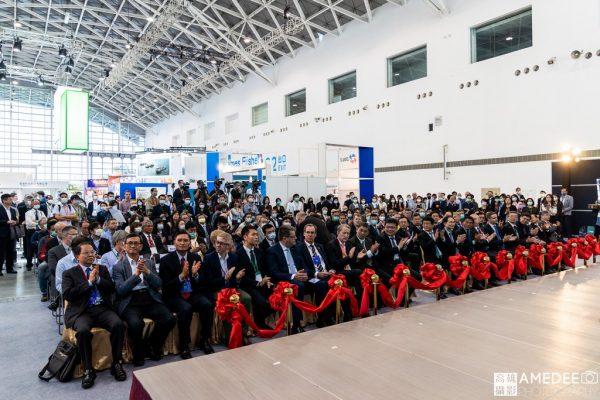 亞太國際風力發電展開幕儀式
