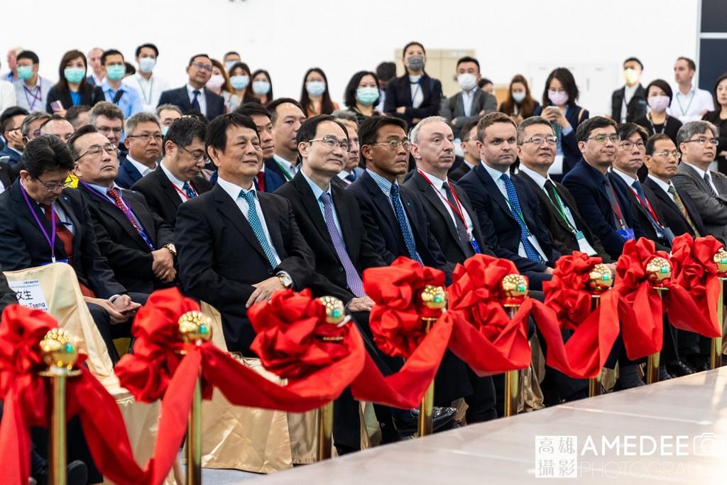亞太國際風力發電展開幕典禮各國貴賓