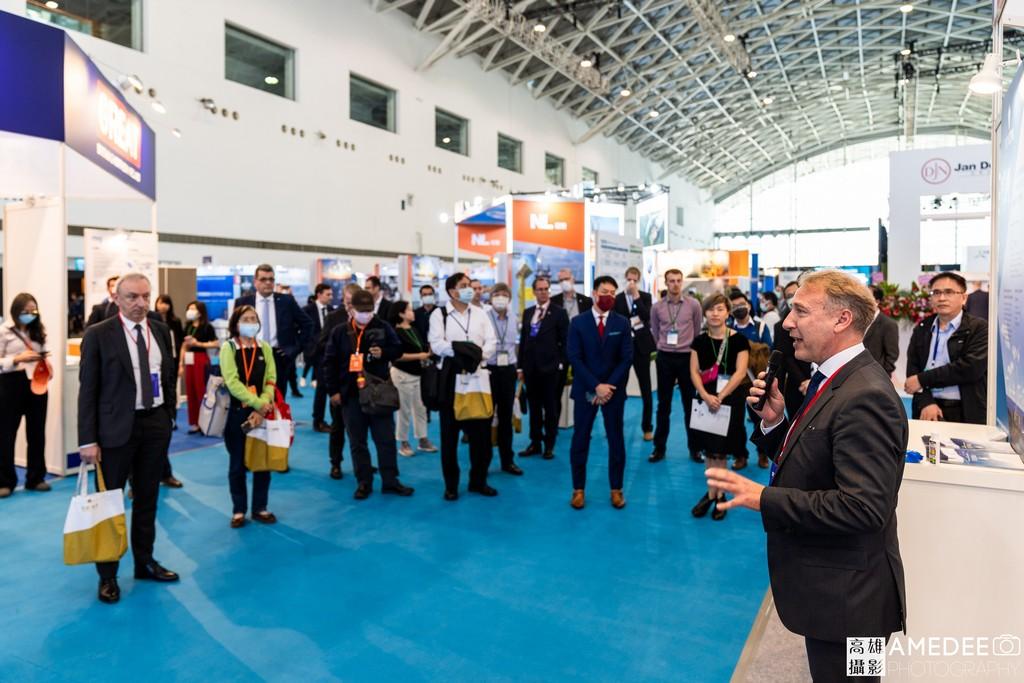 亞太國際風力發電展在高雄展覽館外國展商介紹