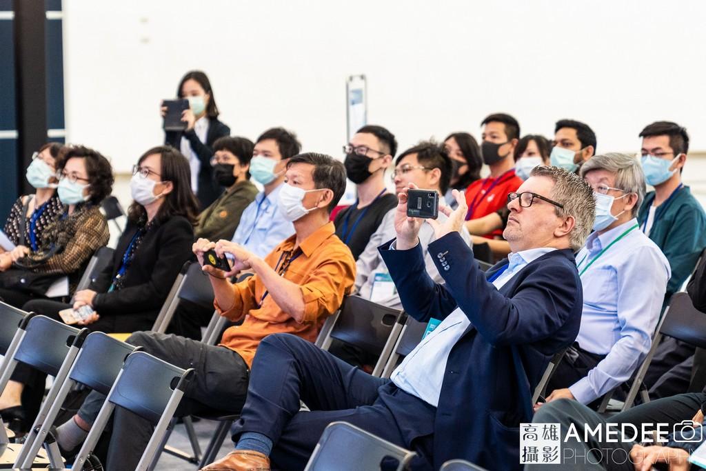亞太國際風力發電展論壇台下貴賓