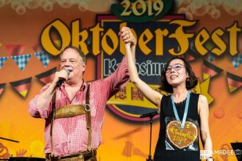 高雄展覽館德國啤酒節乾杯活動紀錄