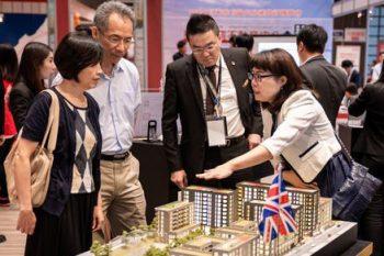 台北新光三越房地產展覽人員介紹活動紀錄