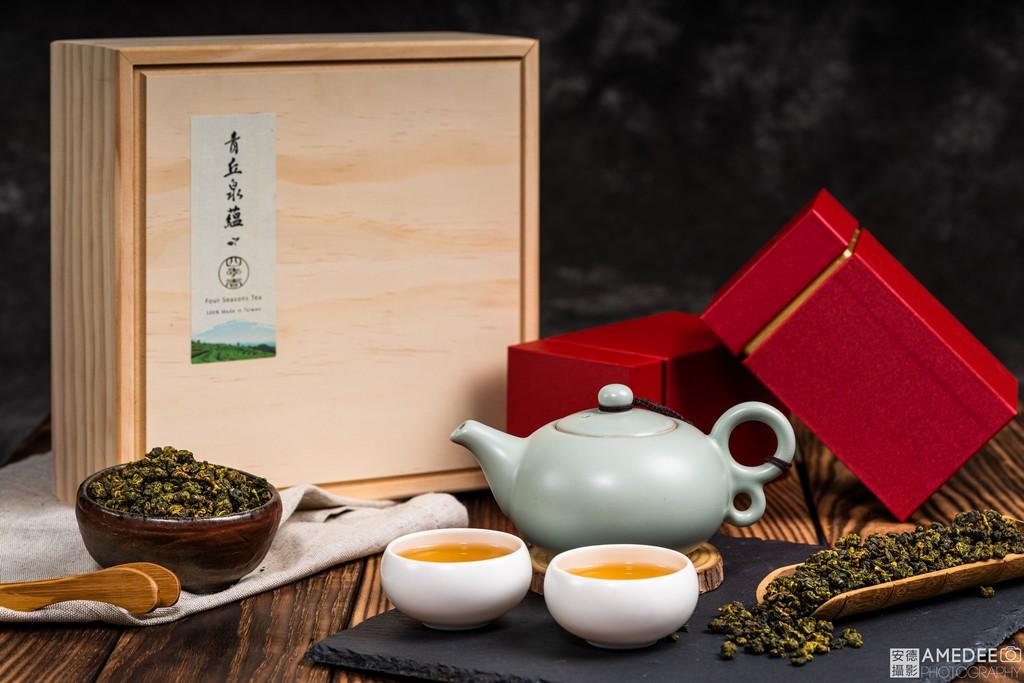 茶葉商品情境照