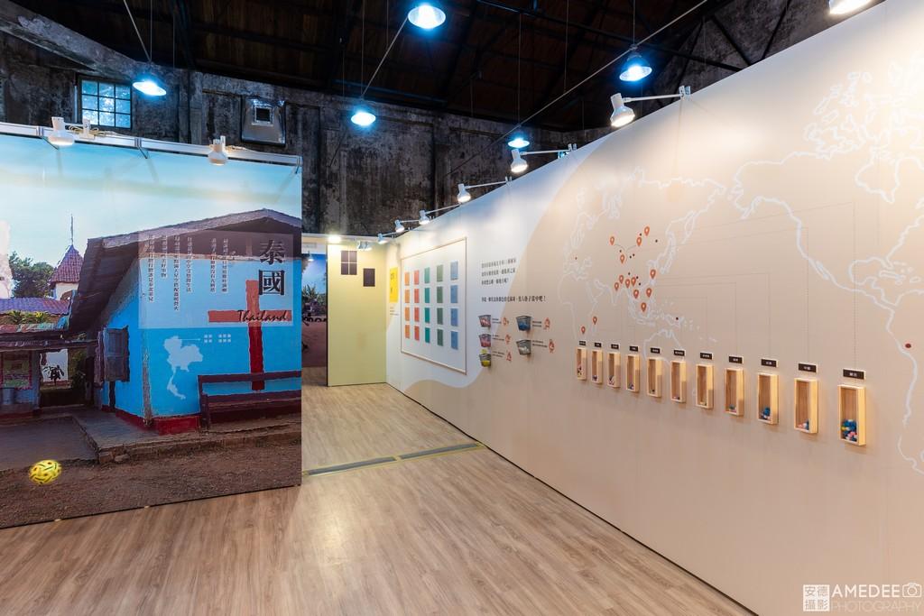 志工生活節布置展覽空間攝影