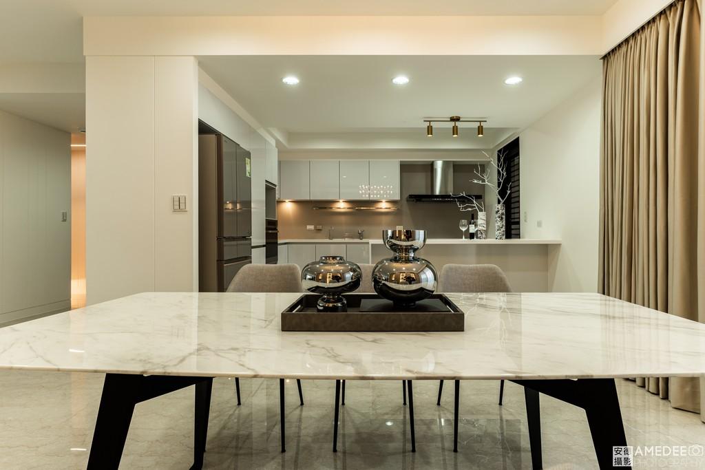實品屋廚房空間照